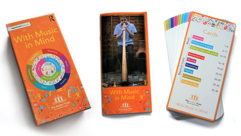 The With Music in Mind card set